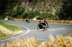 longboard-downhill