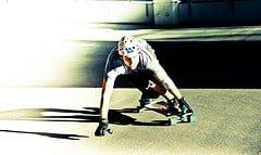 longboard-freeride