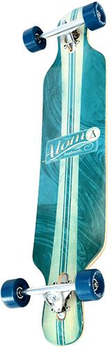 Atom Drop Kick Longboard