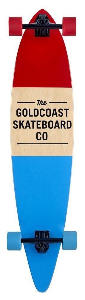 Gold Coast Standard Longboard Review