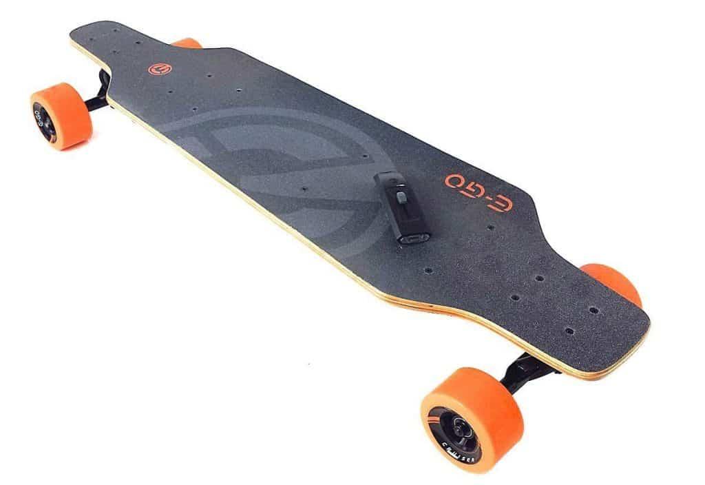 Yuneec E-GO Electric Skateboard True Review
