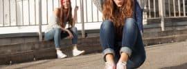 Girls and Longboarding