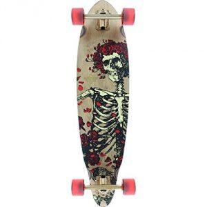 bertha grateful dead longboard