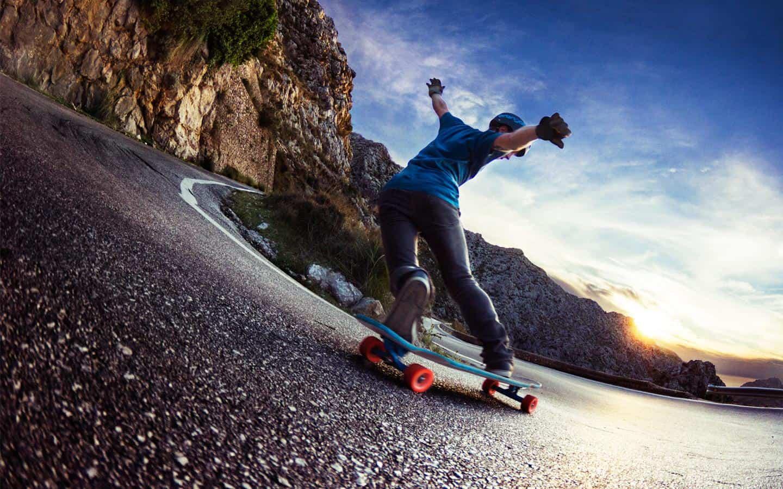 hard-longboarding