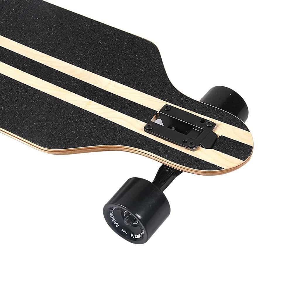 image of drop deck board
